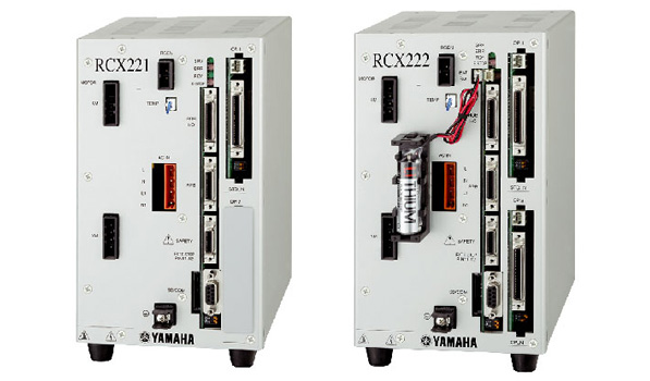 Multi-axis controllers with advanced functions RCX221/RCX222